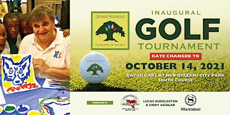 George Rodrigue Foundation of the Arts Inaugural Golf Tournament tickets