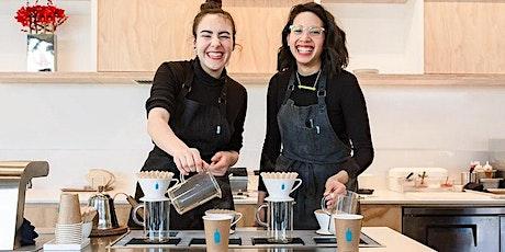 Careers in Coffee: Leadership/Baristas – Blue Bottle Bay Area! tickets