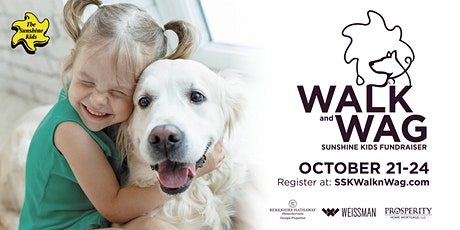 2021 Walk n' Wag | Sunshine Kids Fundraiser tickets