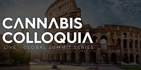 CANNABIS COLLOQUIA - Hemp - Developments In Italy biglietti