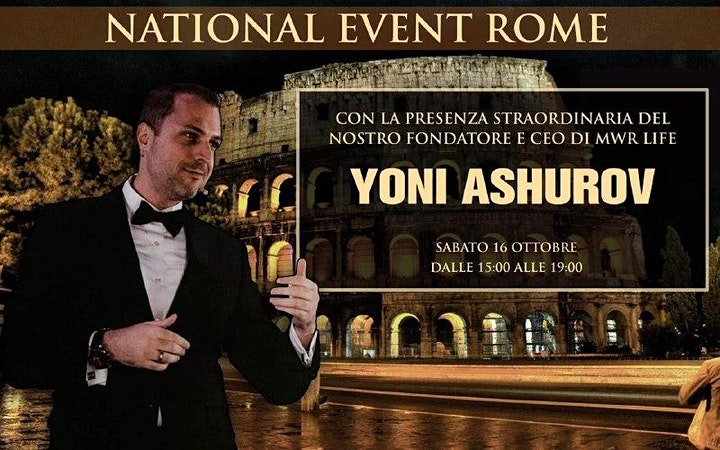 Immagine NATIONAL EVENT ROME