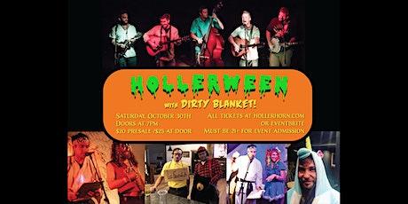 Hollerween w/Dirty Blanket at Hollerhorn Distilling tickets