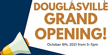 Village Premiere Collection - Douglasville Grand Opening tickets