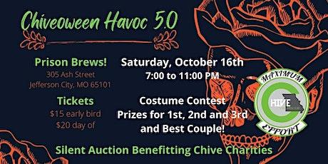 Copy of Chiveoween Havoc 5.0 tickets