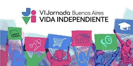 VI Jornada de Vida Independiente entradas