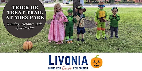 Trick-or-Treat Trail at Mies Park tickets