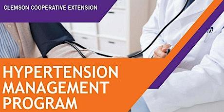 Hypertension  Management Program tickets