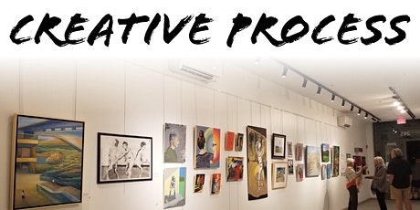 Creative Process 2020 Closing Reception tickets