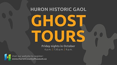 GAOL: Ghost Tours 2021 tickets