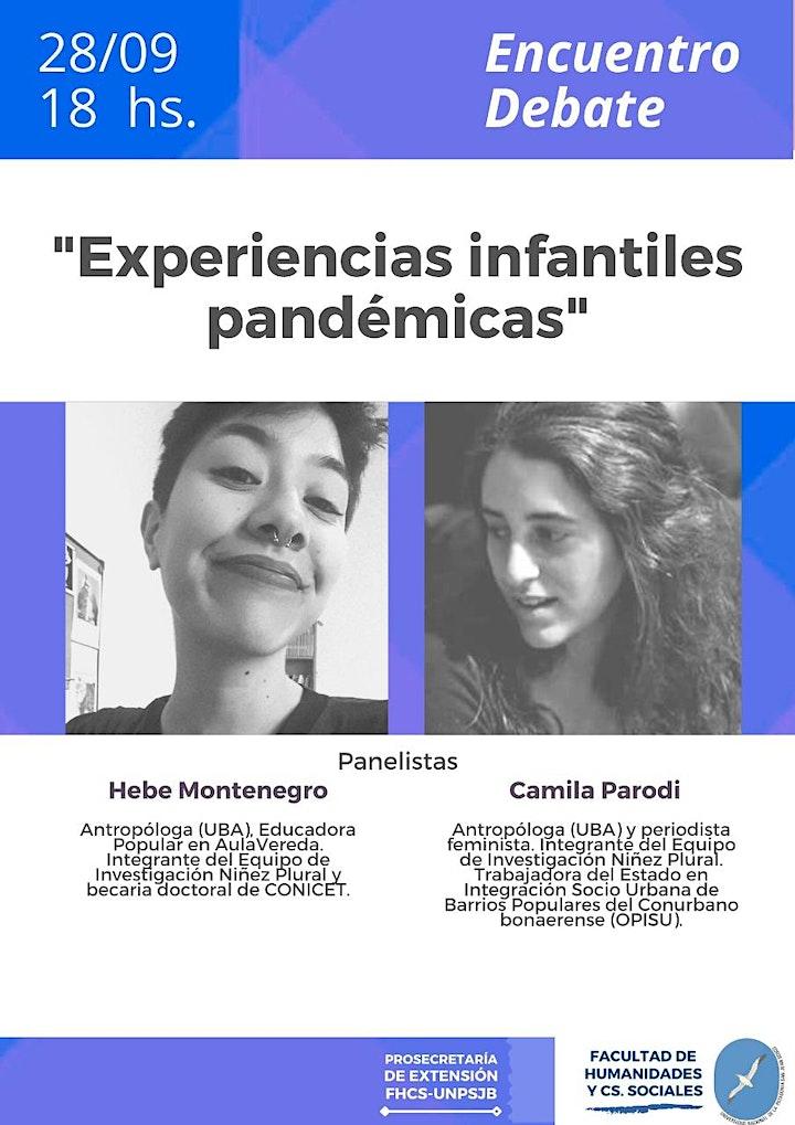 Imagen de Experiencias infantiles pandémicas