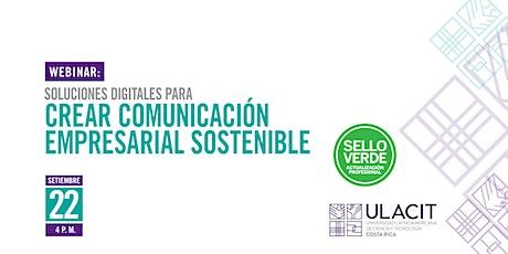Sello Verde: ¿Cómo crear una comunicación empresarial sostenible? ingressos