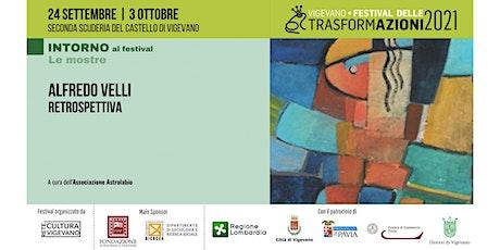 Alfredo Velli - retrospettiva di un artista futuro biglietti