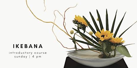 Introduction to Ikebana Flower Arrangement: 6 Week Class tickets