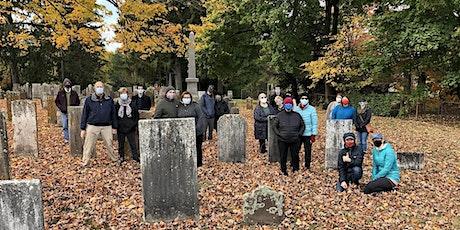 Walking Tour: Old Farmington Cemetery tickets