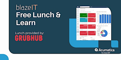 Free Lunch & Learn - Supply Chain Shortages and Outdated Software tickets