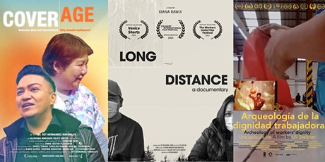 Program 22: 'COVER/AGE', 'Long Distance', 'Archeology of Workers' Dignity' tickets