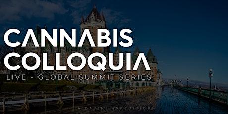 CANNABIS COLLOQUIA - Hemp - Developments In Canada billets