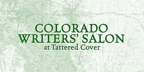 Colorado Writers' Salon - Halloween Extravaganza tickets