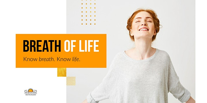 An Introduction to the Meditation & Breath Workshop: Breath of Life image