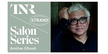TNR Salon Series & Strand Books present - Amitav Ghosh: The Nutmeg's Curse tickets