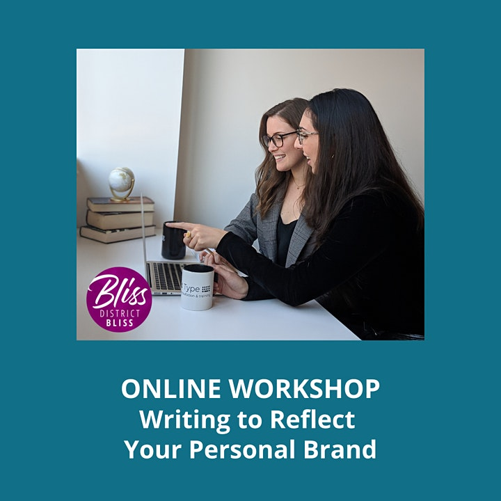 Writing to Reflect Your Personal Brand image