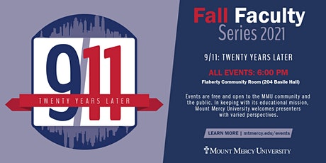 Fall Faculty Series: Fear and Trauma after 9/11 tickets