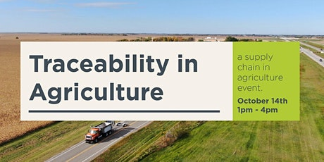 Traceability in Agriculture tickets