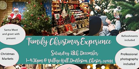 Family Christmas Experience tickets