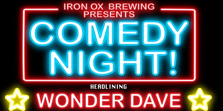 Outdoor Comedy Night @ Iron Ox Brewery tickets