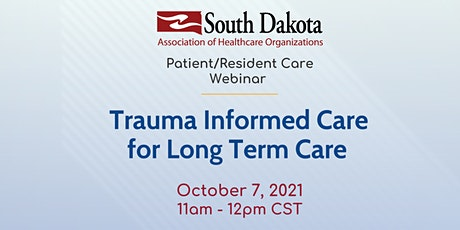 Trauma Informed Care for LTC tickets