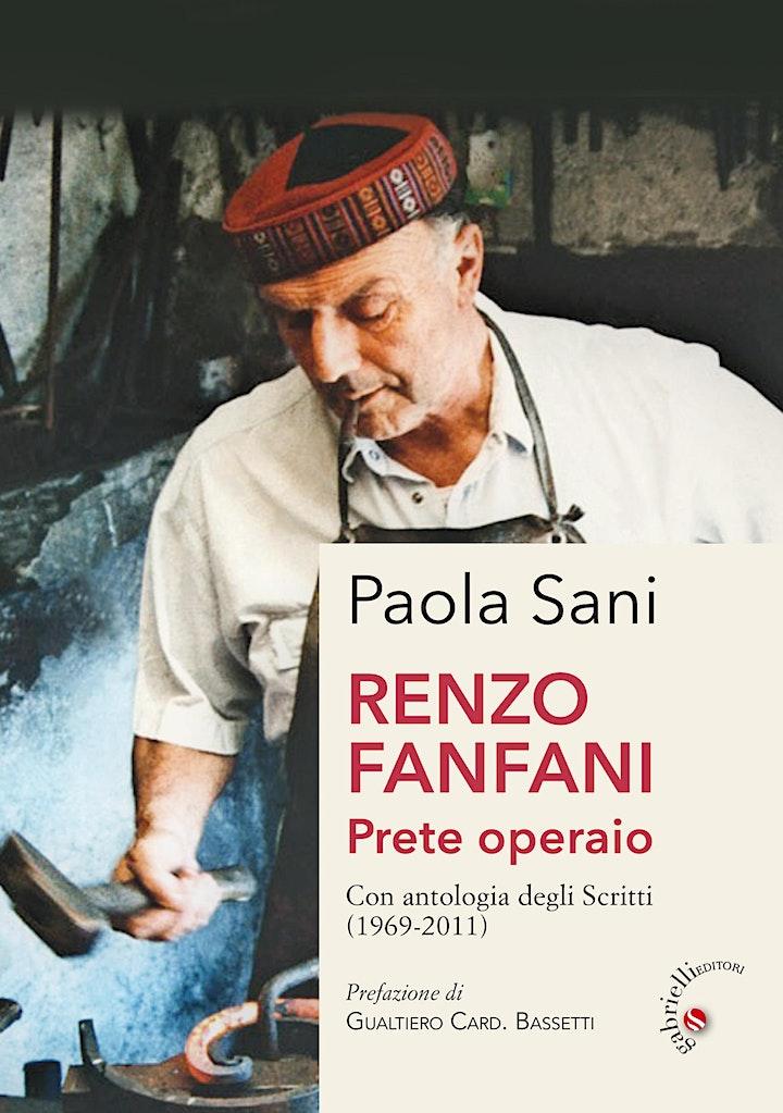 """Immagine Presentazione del libro di Paola Sani """"Renzo Fanfani prete operaio"""""""