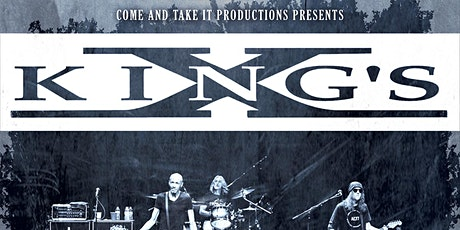 KING'S X tickets