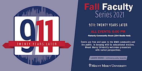 Fall Faculty Series: Reflections of a Muslin-American Immigrant tickets