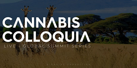 CANNABIS COLLOQUIA - Hemp - Developments In Kenya [ONLINE] tickets