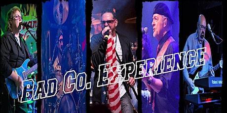Bad Company Tribute - Bad Co. Experience tickets
