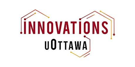 Innovations uOttawa - IA et sécurité pour Infrastructures  intelligentes billets