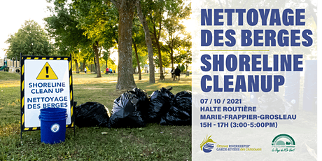 Nettoyage à Ripon // Cleanup in Ripon billets