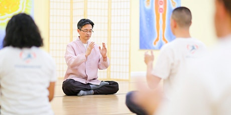 Heal Yourself with Energy (Introduction to Body & Brain Yoga & Tai-Chi) tickets