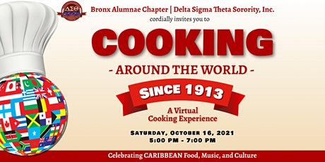Cooking Around the World Since 1913 tickets