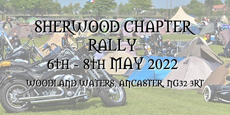 Sherwood Chapter Rally 2022 tickets