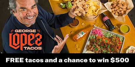 George Lopez Tacos  - Taco Truck Tour! tickets