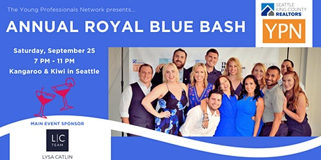 Young Professionals Network Annual Royal Blue Bash tickets