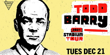 Todd Barry! tickets