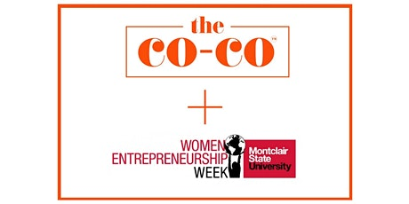 The Co-Co - Networking Event @ Women Entrepreneurship Week tickets