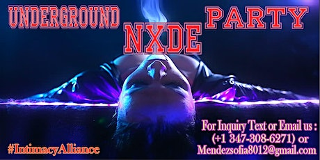 UNDERGROUND NXDE NIGHT OUT PARTY !! tickets