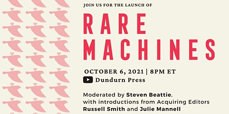 Rare Machines Launch Event tickets