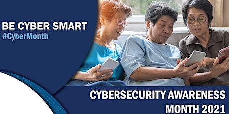 CISA Region 8 Cybersecurity Awareness Month tickets