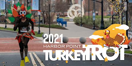 Harbor Point Turkey Trot 5K Fun Run 2021 tickets