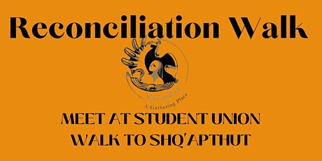 Reconciliation Walk - Afternoon Session tickets