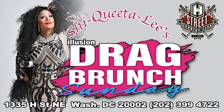 Shi-Queeta-Lee's Drag Brunch tickets